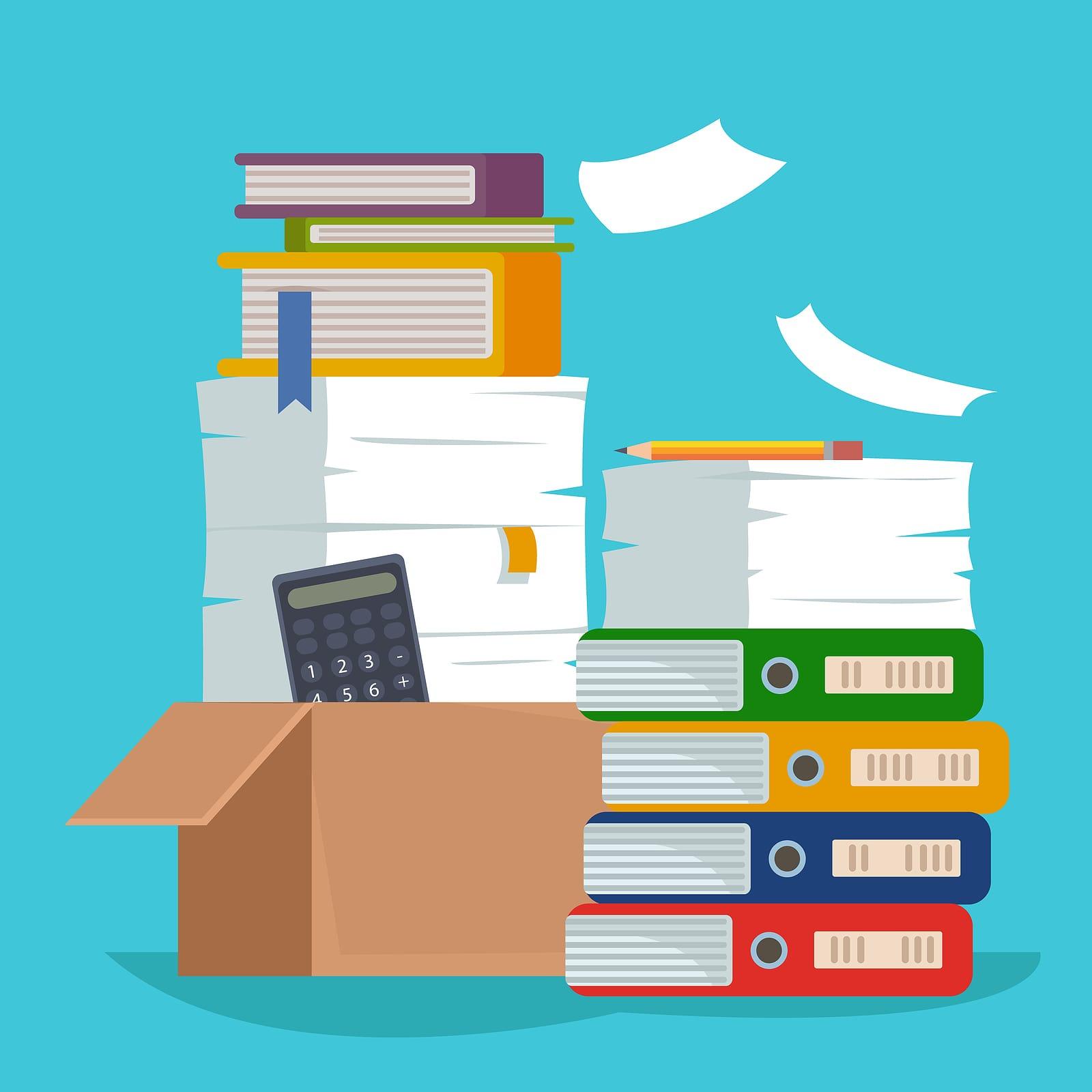 Document Storage Space