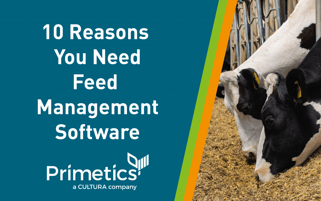 10 Reasons You Need Feed Management Software
